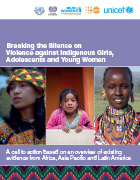 Breaking the Silence on Violence against Indigenous Girls, Adolescents and Young Women